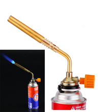 DAS Butane Blower Welding Outdoor Camping BBQ Brazing gas Torch lighter Flame gun for Kitchen Outdoor