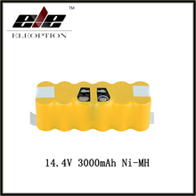 Eleoption  14.4V 3000mAh Ni-MH For iRobot Roomba  Vacuum Cleaner Rechargeable Battery Pack Replacement for 500 550 560 780