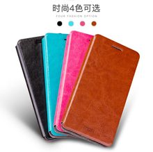 Mofi Steel Plate Inside Case For Meizu U10 Case Flip Style High Quality Mobile Phone Case For Meilan U10 5.0 inch
