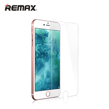 Flexible Tempered Glass for iPhone 6s Plus Support Force 3D Touch Original Remax Ghana Series 9H Hardness HD Full Cover
