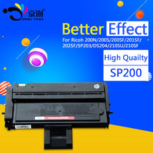 1pcs SP200 Toner Cartridge Compatible for Ricoh SP 200/201/200N/210/212Nw202SF/201SF/200SF/202S/201S/200S/210SF/210SU printer