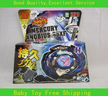 One Piece Hot Sale 4D Beyblade Launcher Rapidity 4D Metal Fusion Beyblade Mixed Models Spin Top Toy SX 20