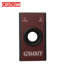 Gambit programmer CAR KEY MASTER II Newest Version 2.0 Auto Transponder Key Programmer gambit(China)