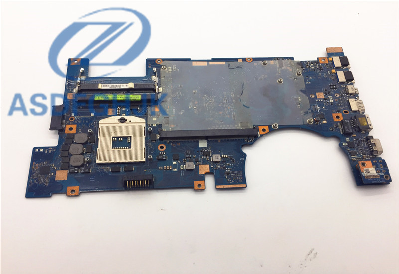 Laptop motherboard 60-N2VMB1601-B05 for asus G75VW motherboard DDR3 non-integrated 100% test ok