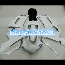 White full fairing kit for  YZF 98 99 00 01 02 R6 yzf r6 1998 1999 2000 2001 2002 white YZF R6 98-02  abs  fairingsBBF