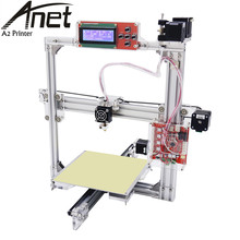 Anet A2 / A2 Plus Aluminum Metal 3D DIY Printer with TF Card Off-line Printing / Optional LCD Display