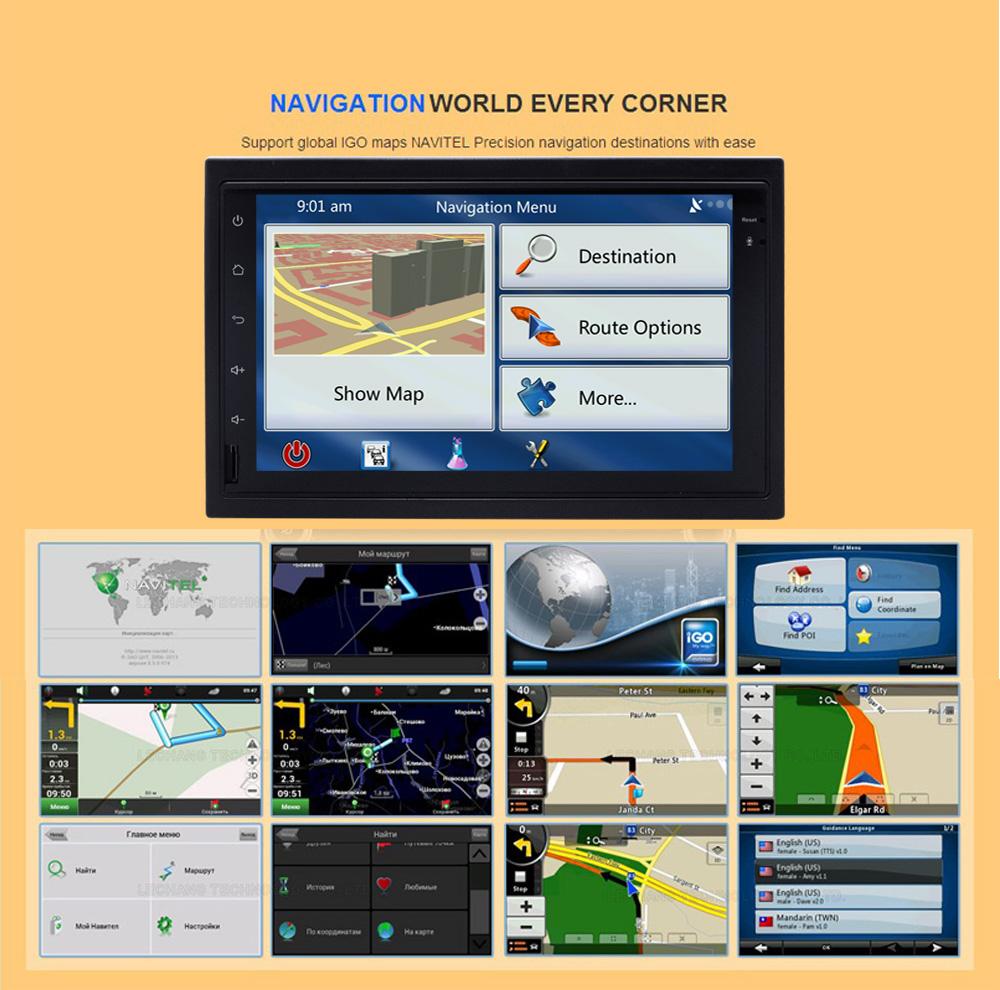 4G SIM LTE Network Ownice C500 Octa 8 Core Android 6.0 2G RAM 2 Din Car DVD GPS Navi Radio Player For VW Skoda Octavia 2 gps