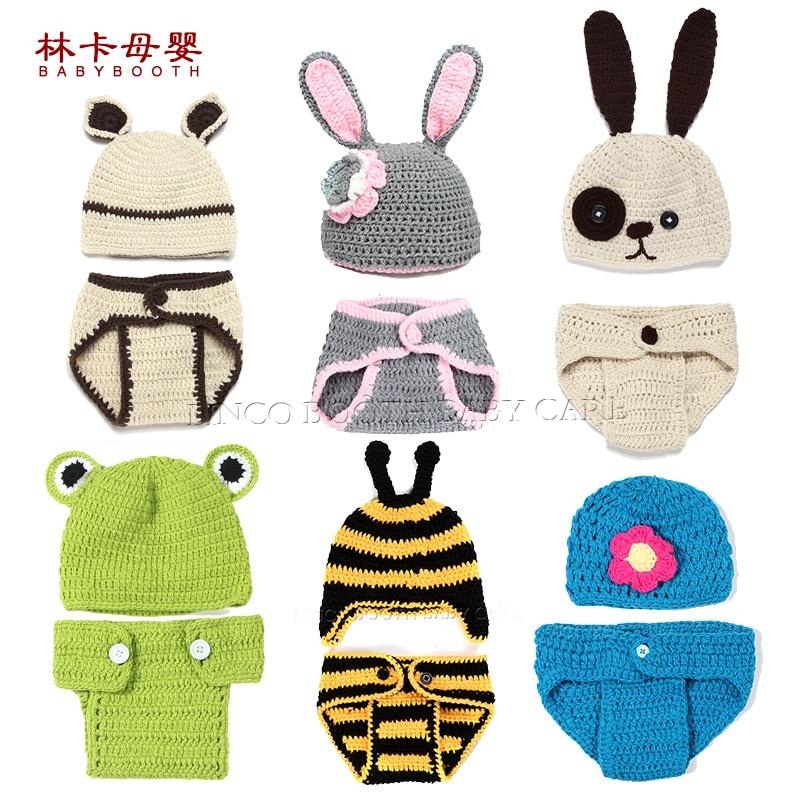 Asombroso Crochet Patrones Sombrero Recién Nacidos Motivo - Ideas de ...