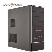 LOGIC POWER ATX,Full Tower desktop computer  case New Arrivals 80mm FAN, CD-ROMx2,HDDx1,PCIx7,USBx2,Office home of choice #3932