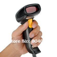 Durable YL870 Laser Barcode Scanner Handheld Bar Code Reader Scanner USB/RS232/PS/2 for Choice
