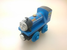 NEW WOODEN THOMAS friend The Tank Engine Train- blue bert