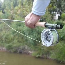 2+1BB Fly Fishing Reel 3/4 5/6 7/8 9/10 Aluminum Frame Spool Left Right Hand Die Casting Fly Reel Coil Pesca(China)