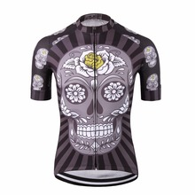 Black short sleeve bike clothes/national team compression cycling shirts abbigliamento ciclismo/popular bicycle jersey top(China)