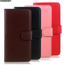 Cheap PU Leather Wallet Case For iPhone 6 6S Flip Cover With Credit Card Holder Slot Kickstand Cell Phone Accessory Fundas