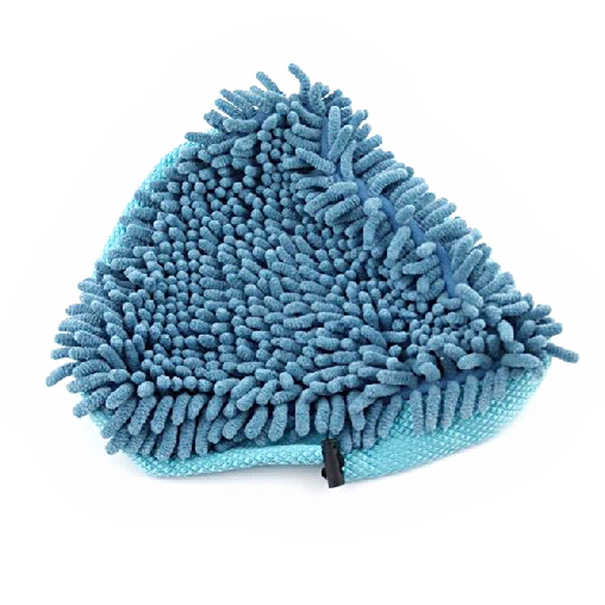 3pcs Replacement Microfiber Cloth Washable Steam Mop Household Cleaning Tools for H2O Mop X5 /Vax X2 /Bionaire Steam Mop (Blue)(China)