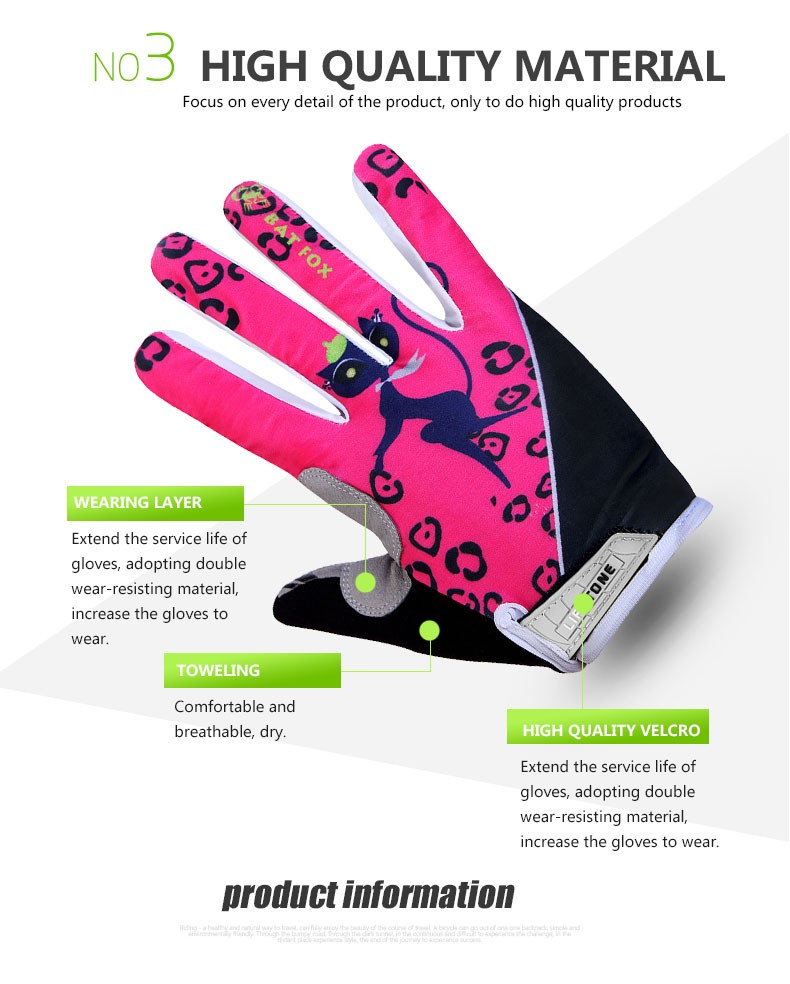 woman Cycling gloves_005