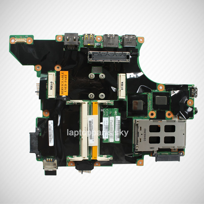 For Lenovo IBM ThinkPad T400S laptop motherboard 63Y1370 CPU SP9600 DDR3 <br><br>Aliexpress