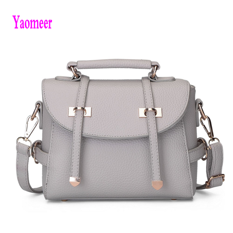 2017 Fashion String Women Handbag Hot Sale Gray Red Crossbody Shoulder Bags High Quality Pu Clutch Famous Brand Satchels A58<br><br>Aliexpress