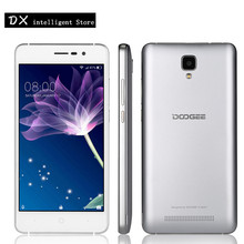 "Original DOOGEE X10 Cheap Android 6.0 SmartPhone 5.0"" IPS MTK6570 Dual Core 512MB+8GB 5MP GPS OTA WCDMA 3G Dual Sim Mobile Phone(China)"