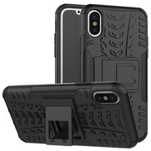 "Buy Apple iPhone 4S 5 5S 5C SE 6 6S 7 8 Plus 4.7"" 5.5"" Case Heavy Duty Armor Shockproof Hard PC Soft Silicone Stand back Cover for $3.79 in AliExpress store"