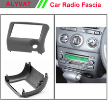 top quality Car radio CD Frame facia plate panel installation surround trim kit for TOYOTA Yaris Echo 1999-2005 2-DIN(China)