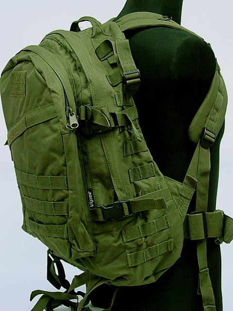 US sports bag Airsoft Tactical 3-Day Molle Assault Backpack Bag OD BK Digital Camo<br>