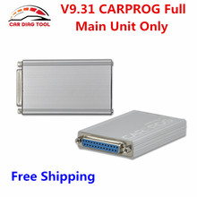 Best Quality Carprog Car Prog Full V9.31 Main Unit Auto Repair Airbag Reset Tools Carprog 9.31 Free Ship