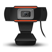 USB 2.0 PC Camera Video Record HD Webcam Web Camera with MIC for Computer PC Laptop Skype MSN(China)