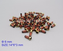 High quality 20 pieces 14*6*3mm fuel injector micro filter for Japanese cars OEM MD619962(China)