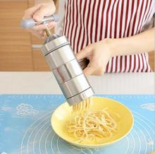 fresh squeeze multi-function noodle making machine juicer pasta machine Manual juicer noodle maker  kitchen accessories pastas