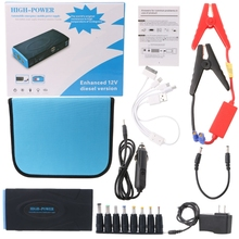 38000mAh 12V Car Portable Jump Starter Emergency Power Supply Power Bank Battery Charger Support fast charging(China)
