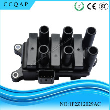 1F 2Z1 202 9AC High Quality Ignition Coil For Ford Cougar Mondeo III B5Y BWY B4Y 2000-2007 2.5 1F2Z12029AC(China)