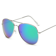 2017 Summer Popular Men Women Fashion Square Vintage Mirrored Sunglasses UV400 100% UV protection  High Quality A2000