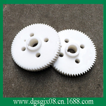 white POM gear for enamelling machine(China)