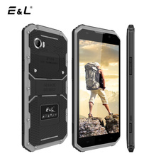 E&L W9 4G LTE IP68 Mobile Phone Android 6.0 MTK6753 Octa Core 2+16GB 1920*1080 IPS Smartphone 6 Inch Waterproof Shockproof Phone(China)