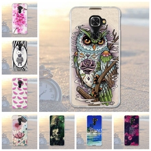 Soft TPU Case For Alcatel Idol 4s phone Case For Alcatel idol 4s Soft Gel Case Back Cover for Alcatel Windows/4 Pro (5.5) OT6070(China)