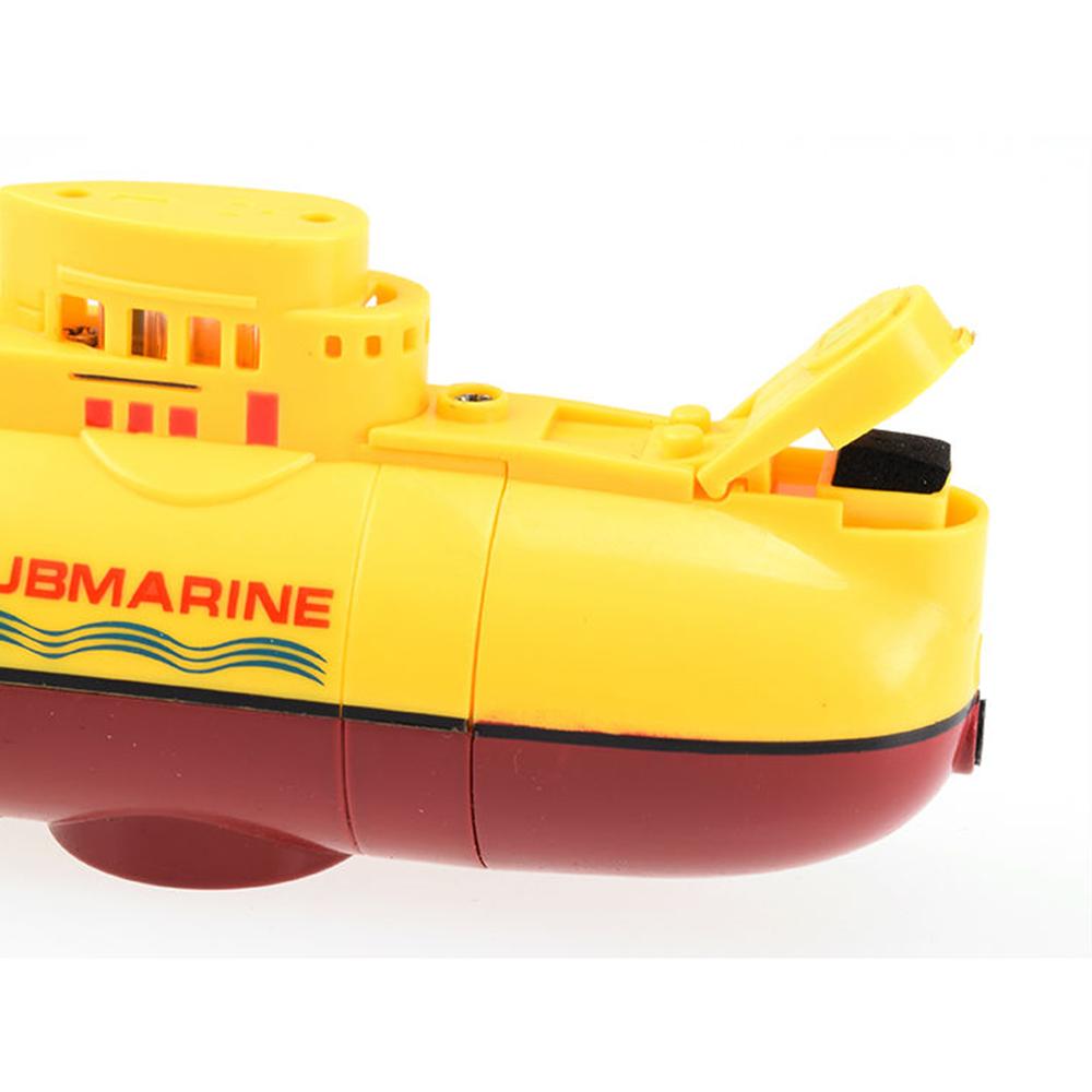 RC Submarine 6 Channels High Speed Radio Remote Control Electric Mini Radio Control Submarine Children Toy Boys Model Toys Gifts 7