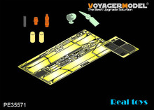 Voyager MODEL 1/35 SCALE military models#PE35571 WWII M22 Locust (T9E1) Airborne Tank (FOR BRONCO CB35161) plastic model kit(China)