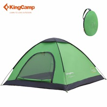 KingCamp MODENA 3 Pop-Up Dome Tent outdoor camping tent family Lightweight 3 tent free shipping Tents for outdoor recreation(China)