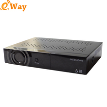 New ME ELO+ One Satellite TV Receiver DVB-S2 Tuner Linux System 750 DMIPS Processor 256MB Flash Media player RS232 HDMI HD STB