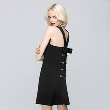 Buy Runway Dresses 2017 Women Shoulder Bandage Evening Party Ruffles Elegant Summer Beach Ukraine Women Office Sexy Dresses for $49.27 in AliExpress store