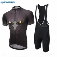 Eagle Shirt XINTOWN Men Cycling Jersey Cycling Clothing maillot ciclismo roupa ciclismo Bike Jersey cycling set