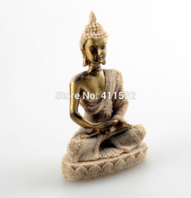 Thailand style feng shui resin buddha statue for home decoration novelty households craft CR14595620