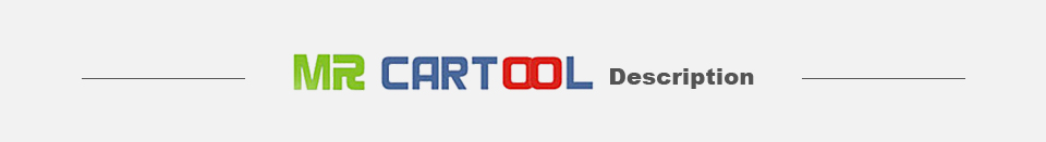 MR CARTOOL Description