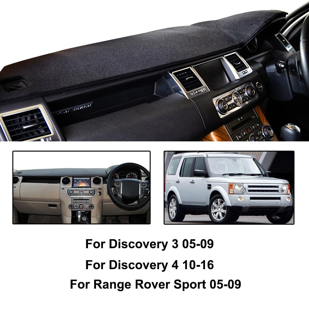 Chrome Fog Light  cover trim For LAND ROVER DISCOVERY 3 4 LR3 LR4 2004-2010