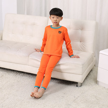 3-1T Thick warm children thermal underwear for boys winter mother & kids girls clothing set warm long johns girl boy autumn TZ-1