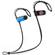 Ear hanging Bluetooth headset CSR4.0 stereo Bluetooth headset Noise reduction function wireless