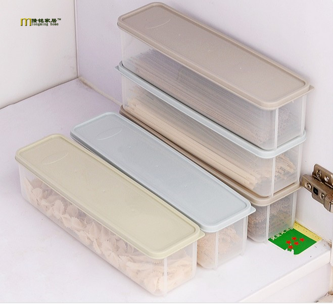 1pc food container environmently fda plastic fruits vegetables fish