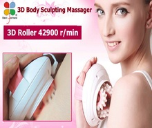 Befortune Massage ABS 3D Roller Body Cellulite Massager As Seen On TV Body slimming Machine Body Massage BF1403(China)