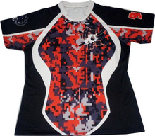 Dye subliamtion wholesale rugby jerseys sublimated rugby jerseys custom rugby jersey